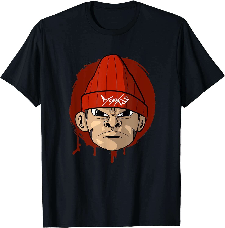 Verdächtiger Krimineller Affe Gangster Gauner - Standard T-Shirt