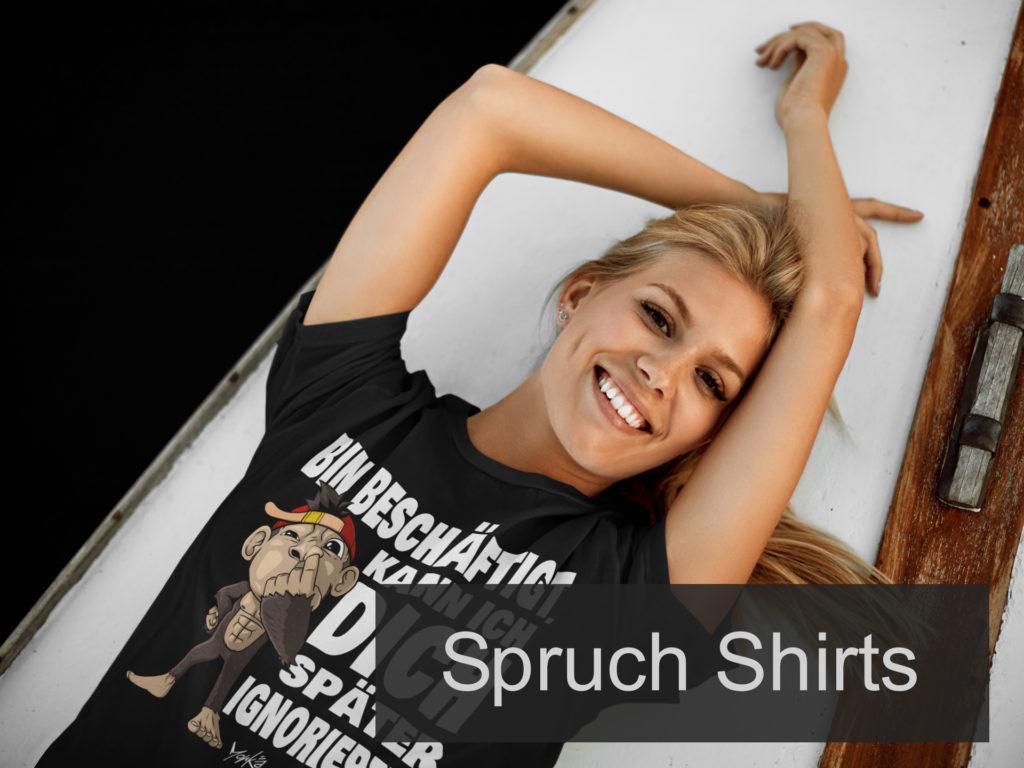 Lustige Shirts Affen Sprüche Humor