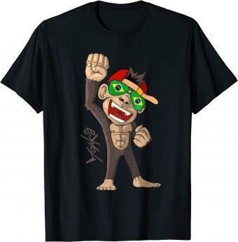Brasilien Fan T-Shirt