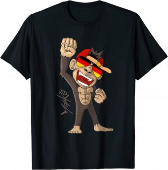 Deutschland Fan T-Shirt