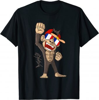 Frankreich Fan T-Shirt
